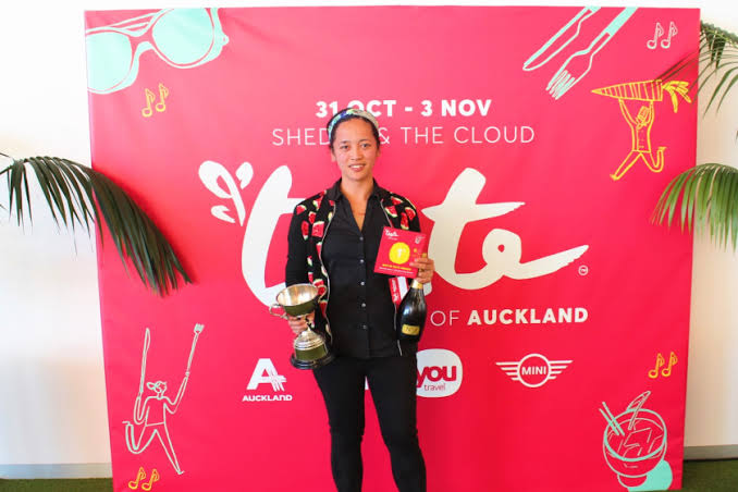 Filipino restaurant Nanam in NZ, owned by CCA graduates, takes home top award at Taste of Auckland