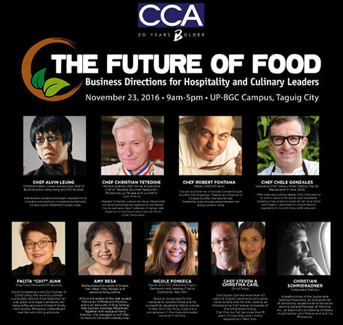 20th Anniversary of CCA Manila