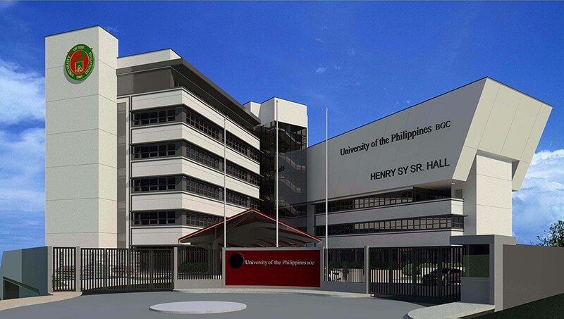 UPBGC Campus Opening