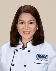 Chef Anne Atanacio Luna