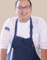 Chef Jasper Versoza