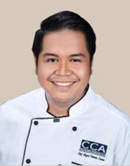 Chef Miguel Lorino