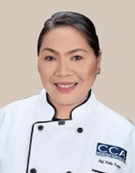 Chef Trisha Ocampo