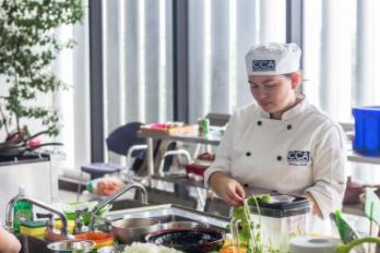 CCA, Manila strengthens culinary program for next-gen learners through world-class partnerships